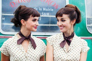 Audrey Hepburn Commercial - Dove Chocolate